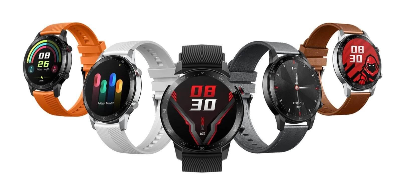 Nubia представила «умные» часы Red Magic Watch Steel Edition