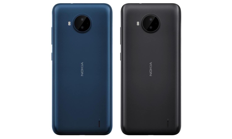 Представлен Nokia C20 Plus на Android 11 (Go Edition) за $110