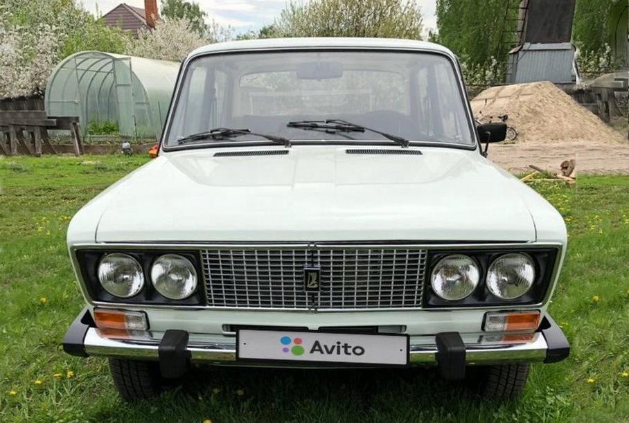 ВАЗ-2106 с пробегом 46 километров продают по цене новой «Весты»