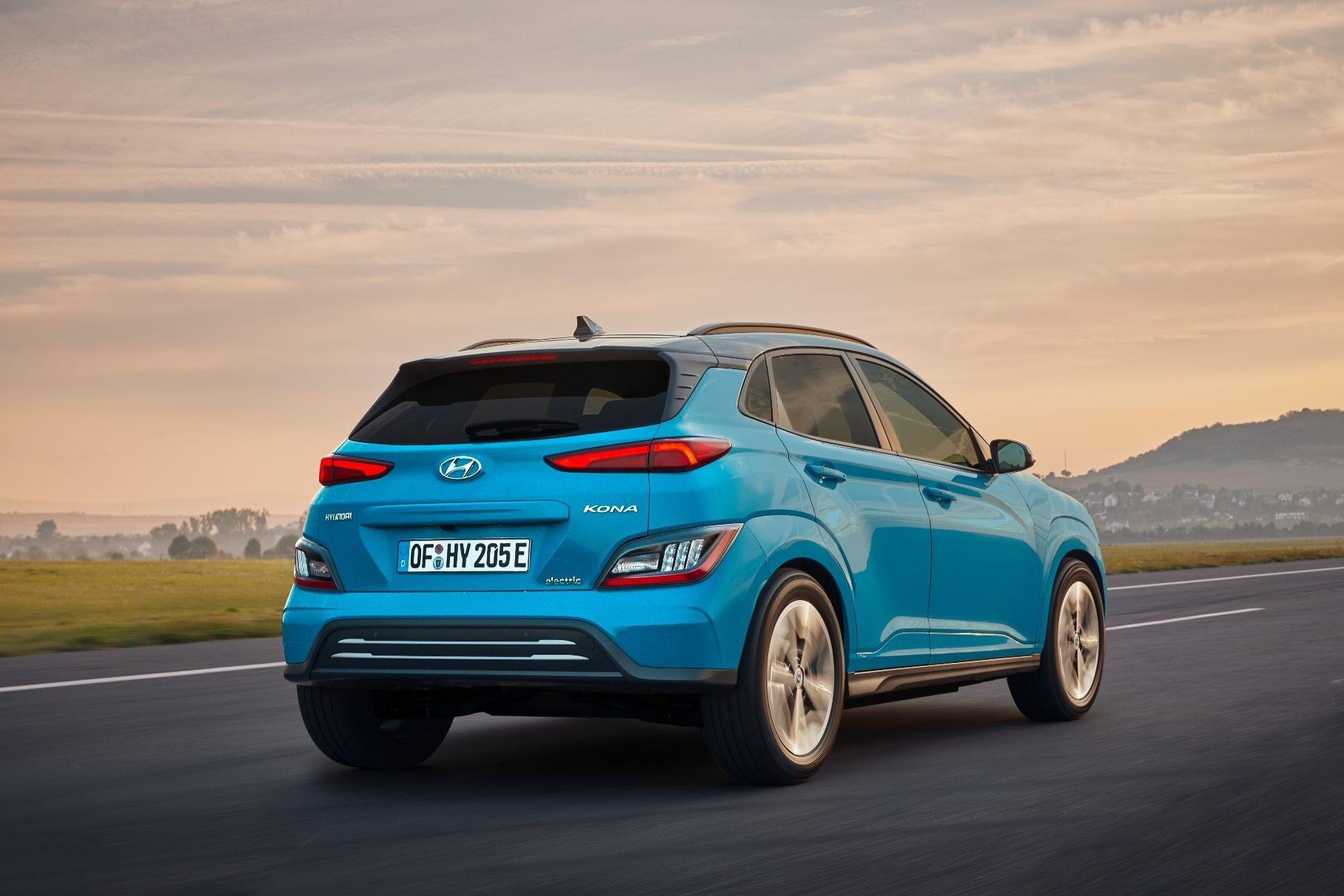 У электрокаров Hyundai и Kia обнаружили проблему с тормозами