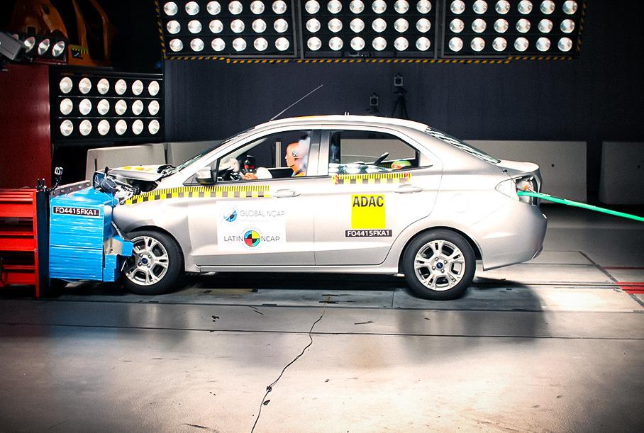 Седан Ford признали одним из самых опасных автомобилей в мире