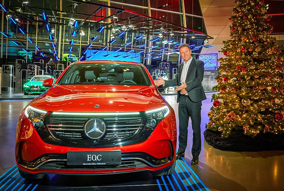 Mercedes-Benz и BMW объявили перемирие и даже прорекламировали друг друга