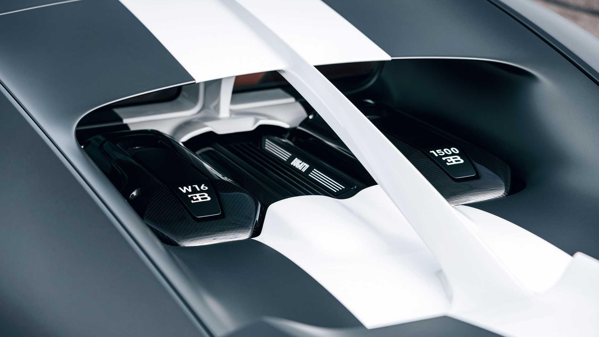 Lamborghini и Bugatti сохранят ДВС «как можно дольше»