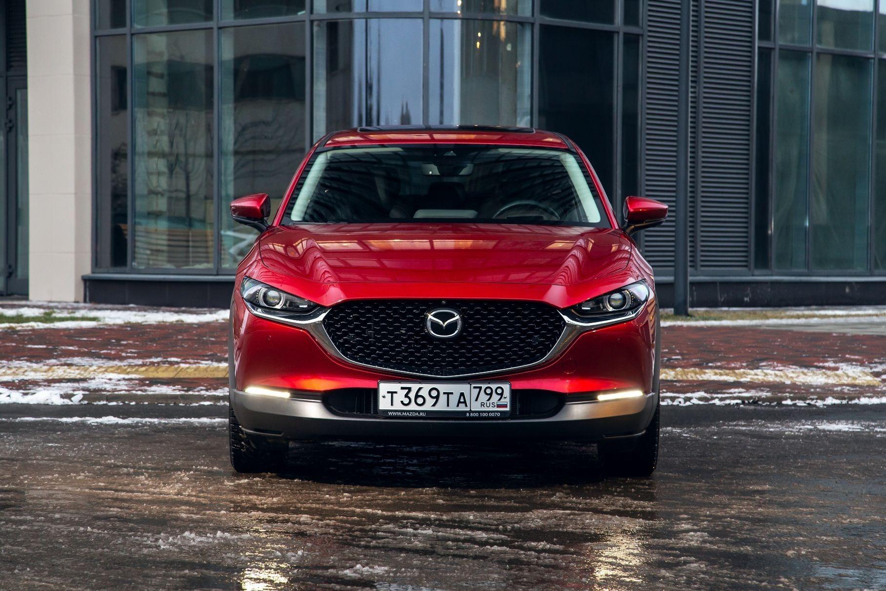 Новый Mazda CX-30 для России: объявлены цены на все комплектации