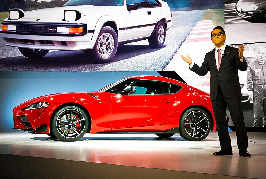 Toyota готовит электрокар, который можно будет зарядить за 10 минут