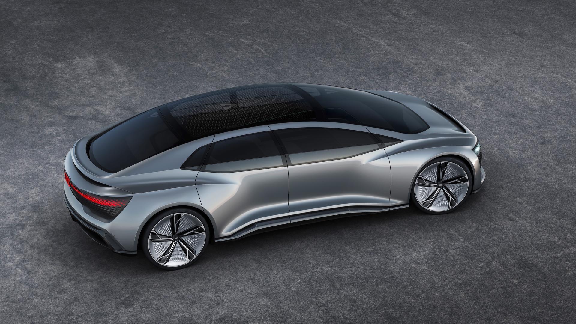 Audi готовит таинственную модель с «революционным» дизайном