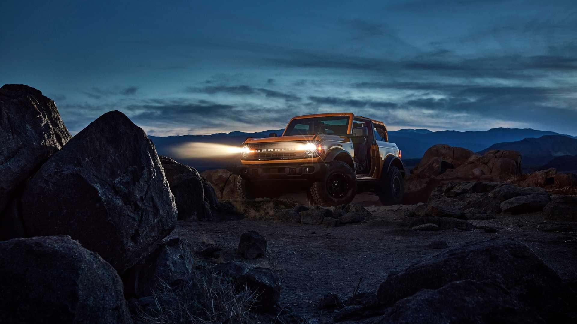 Ford подарит ещё по 100 долларов покупателям нового Bronco