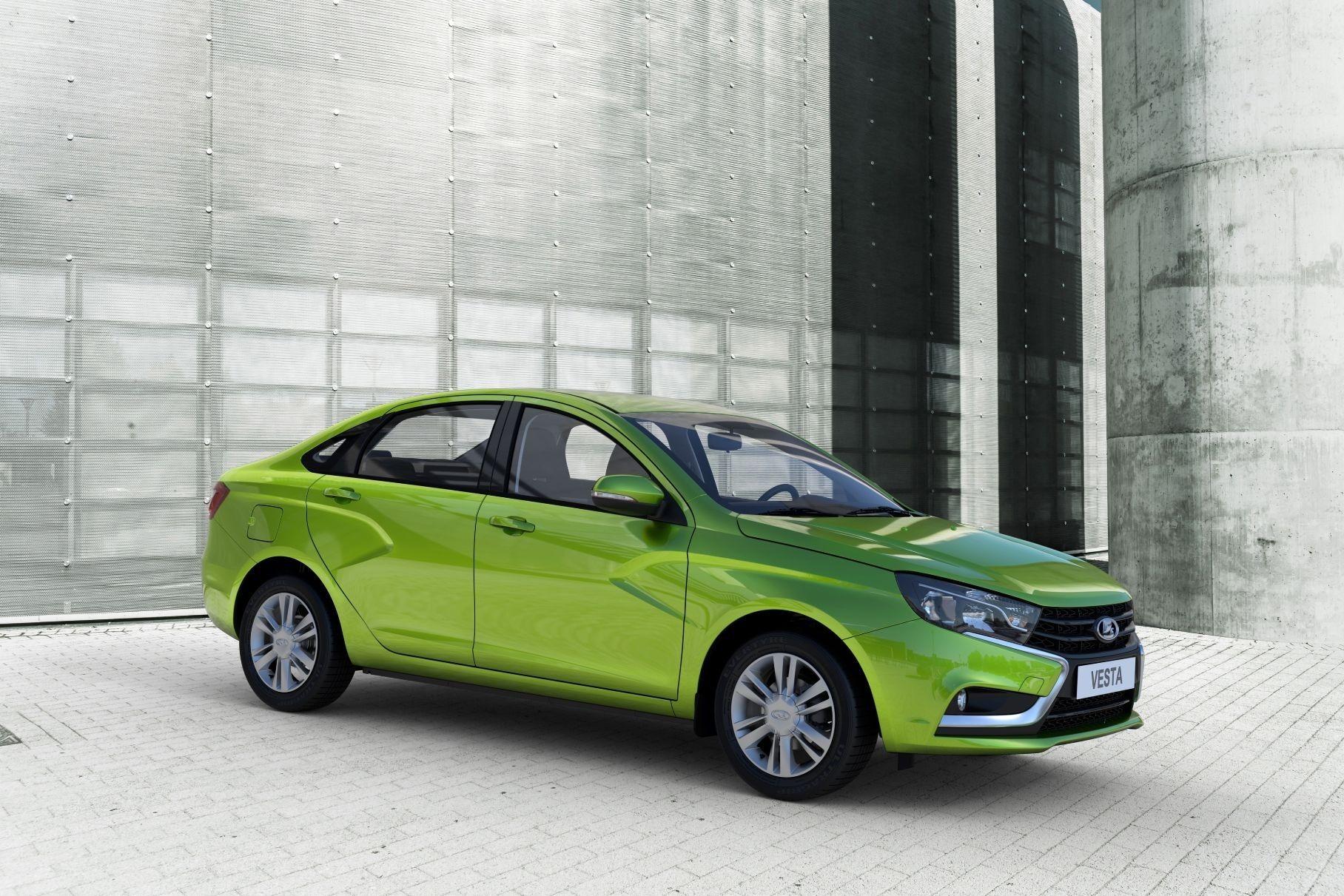 АвтоВАЗ поручил доработать уже выпущенные Lada Vesta