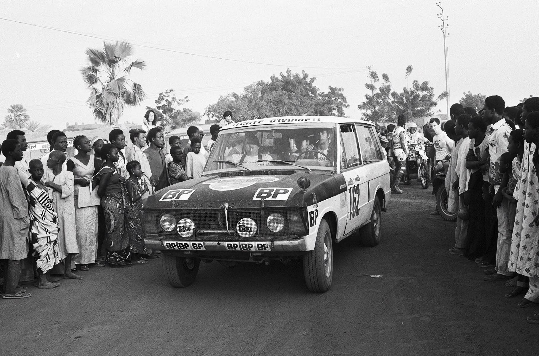Land Rover вновь примет участие в «Дакаре»