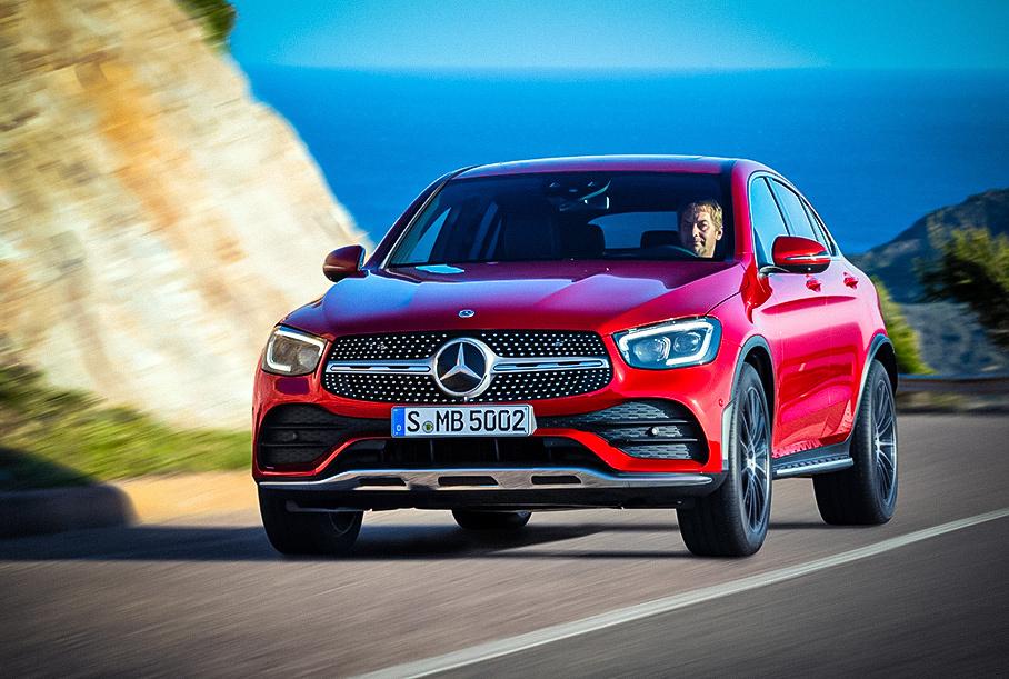 Российские Mercedes-Benz отозвали шестой раз за месяц