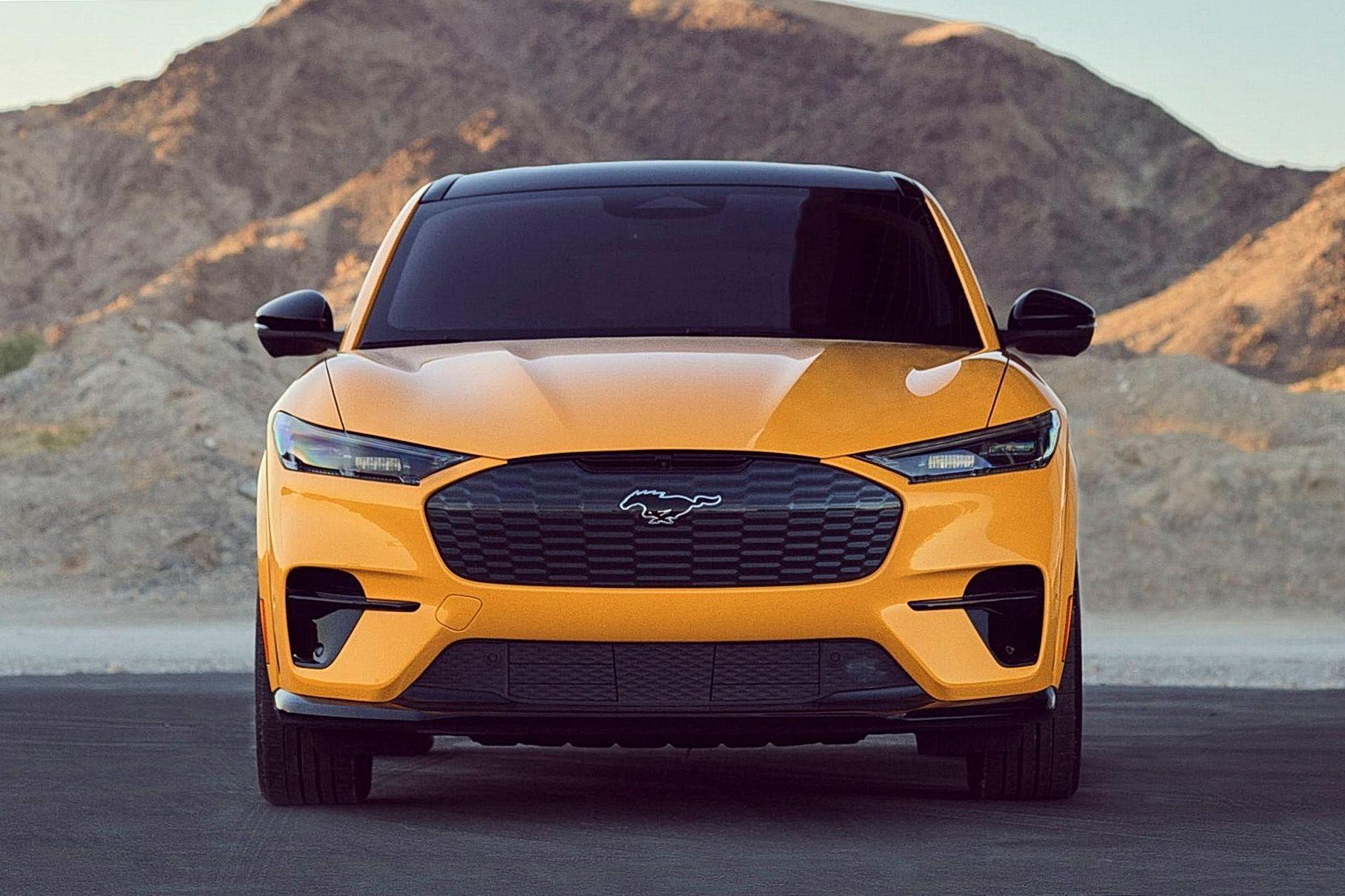 Ford рассказал, почему имя Mustang дали электрическому кроссоверу