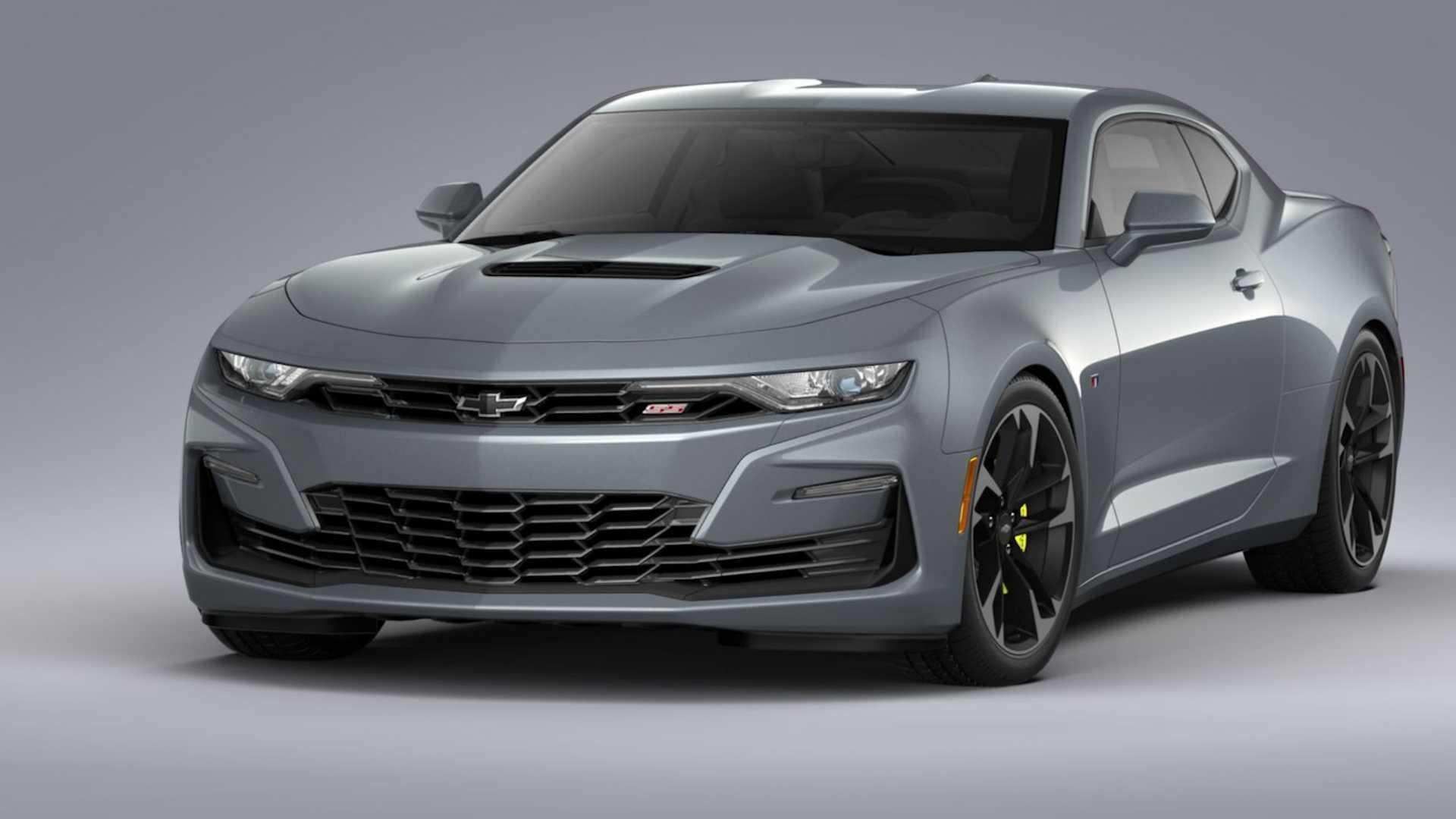 Chevrolet Camaro продлили жизнь ещё на два года