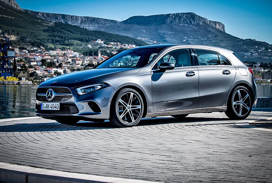 В России отозвали Mercedes-Benz из-за проблем с коробкой передач