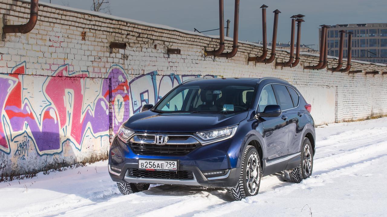 Стало известно, когда Honda прекратит продажи автомобилей в России