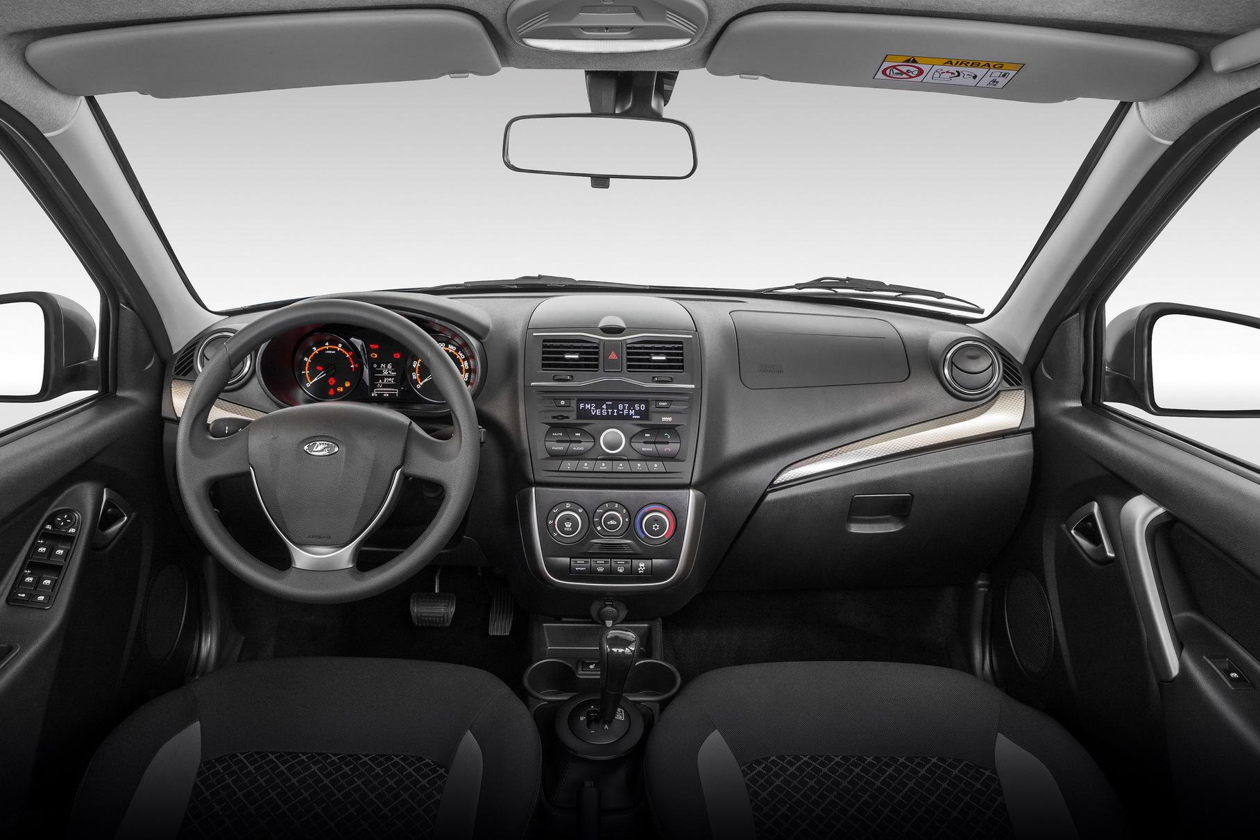 АвтоВАЗ лишил седаны и лифтбеки Lada Granta версий с «роботом»