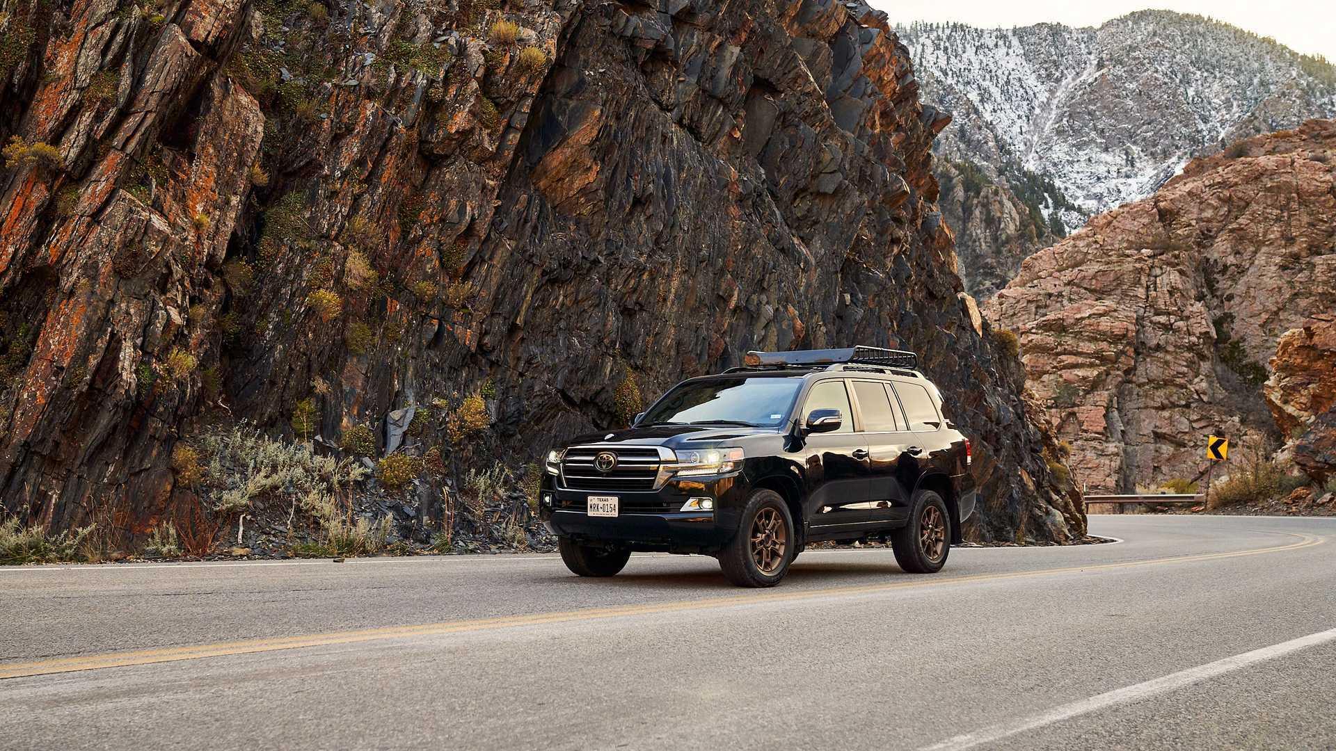 Toyota Land Cruiser нового поколения получит три мотора V6