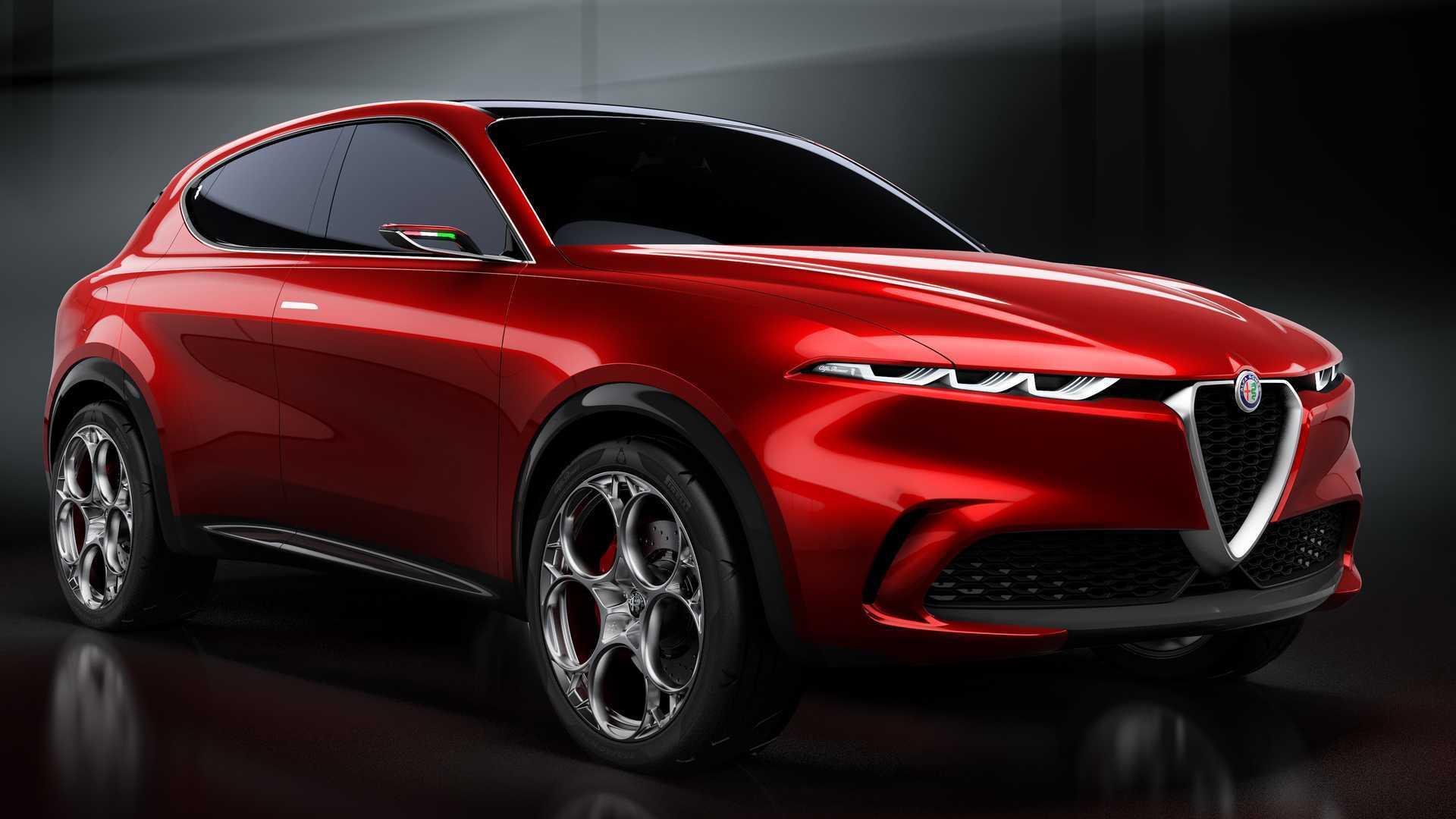 Новый кроссовер Alfa Romeo дебютирует осенью