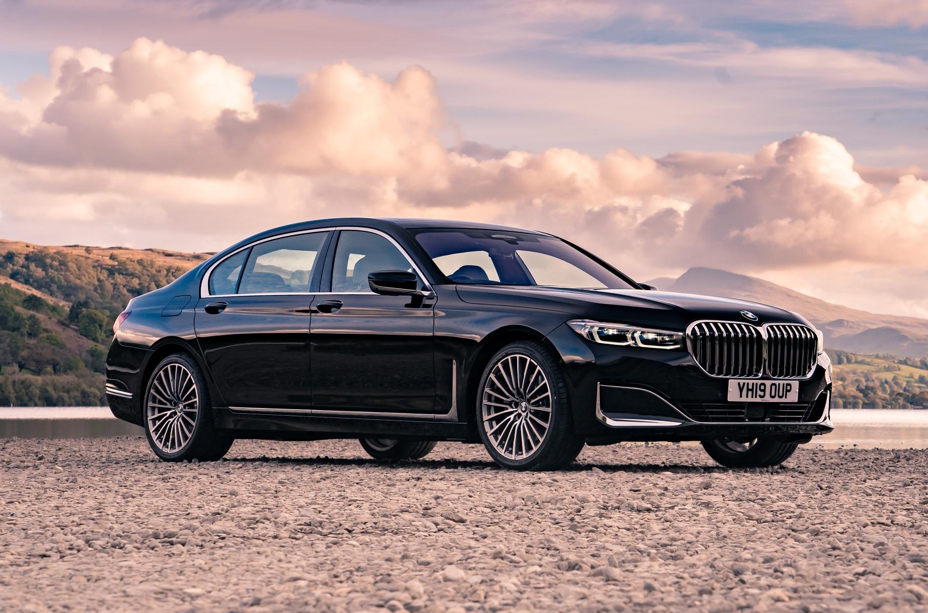 Дизельная BMW 7 серии проехала 1450 километров на одном баке