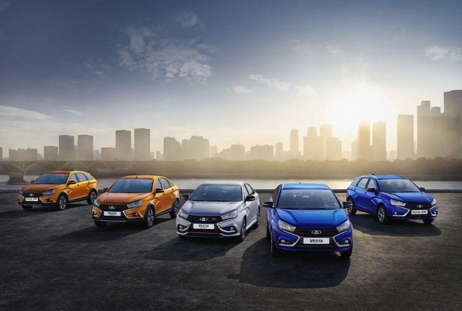 Lada подвела итоги 2020 года и раскрыла планы на 2021-й