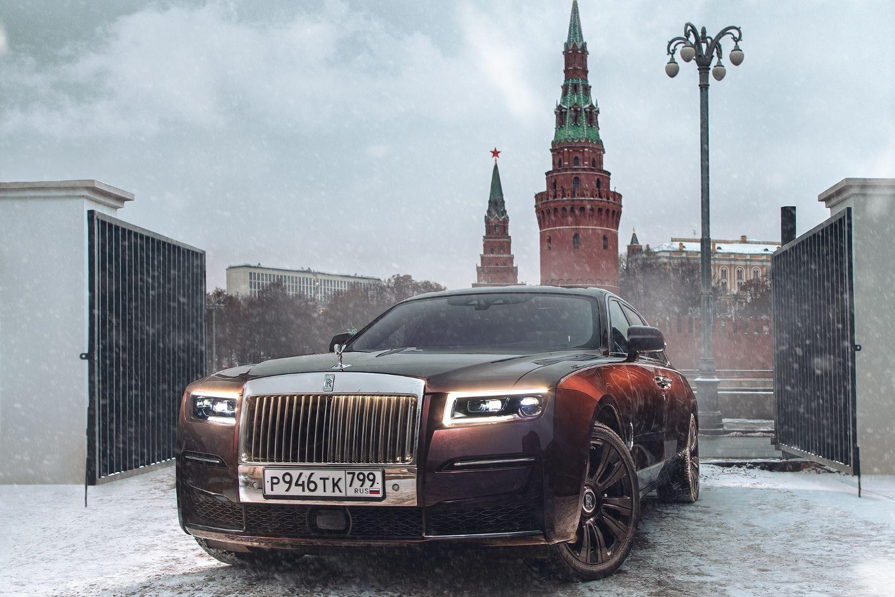 Rolls-Royce установил рекорд по продажам в России