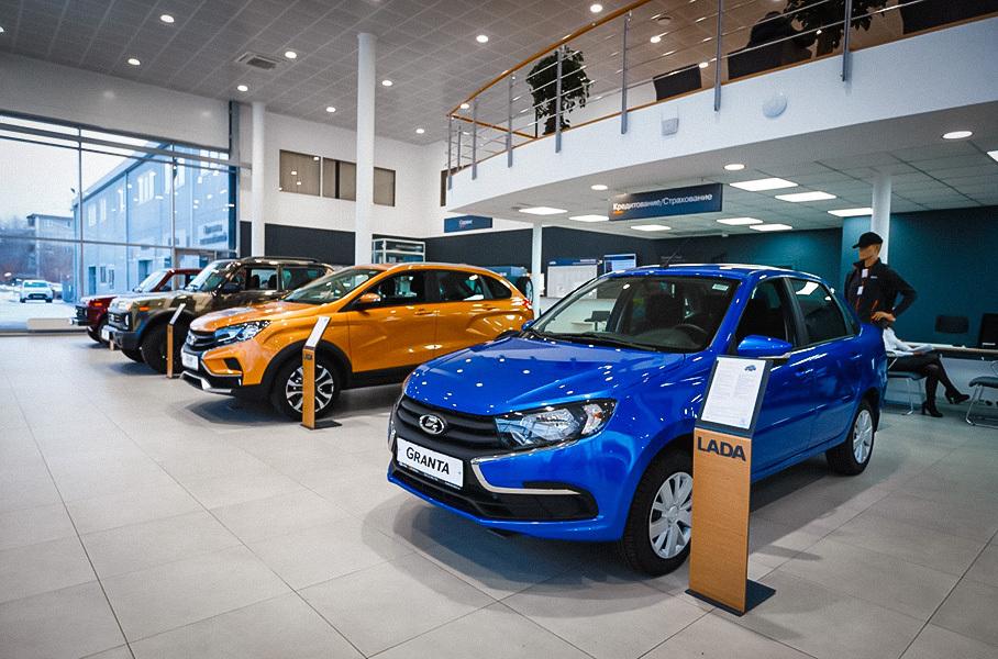 Продажи новых автомобилей в России: итоги 2020 года и прогноз на 2021-й