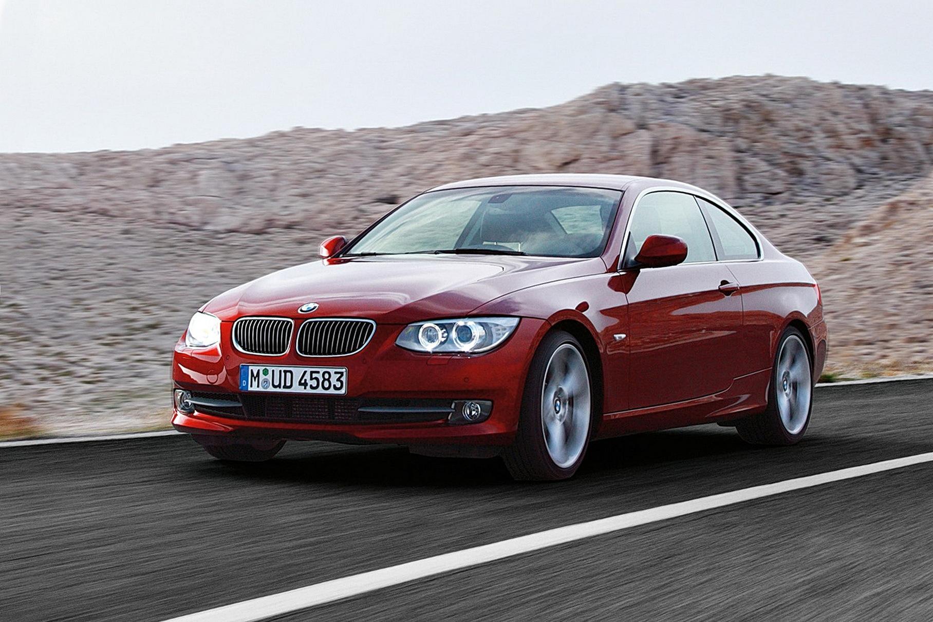 В России отзывают свыше 21 тысячи BMW из-за угрозы возгорания