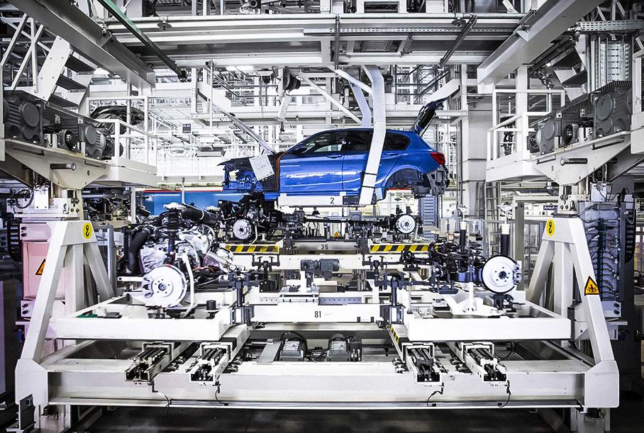 BMW может построить собственный завод в России