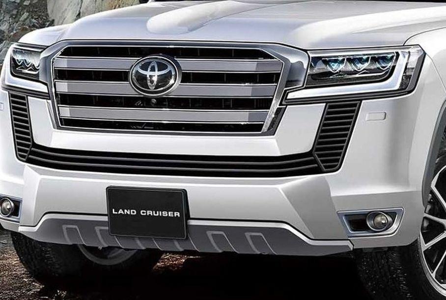Toyota Land Cruiser нового поколения будет доступен для заказа уже весной