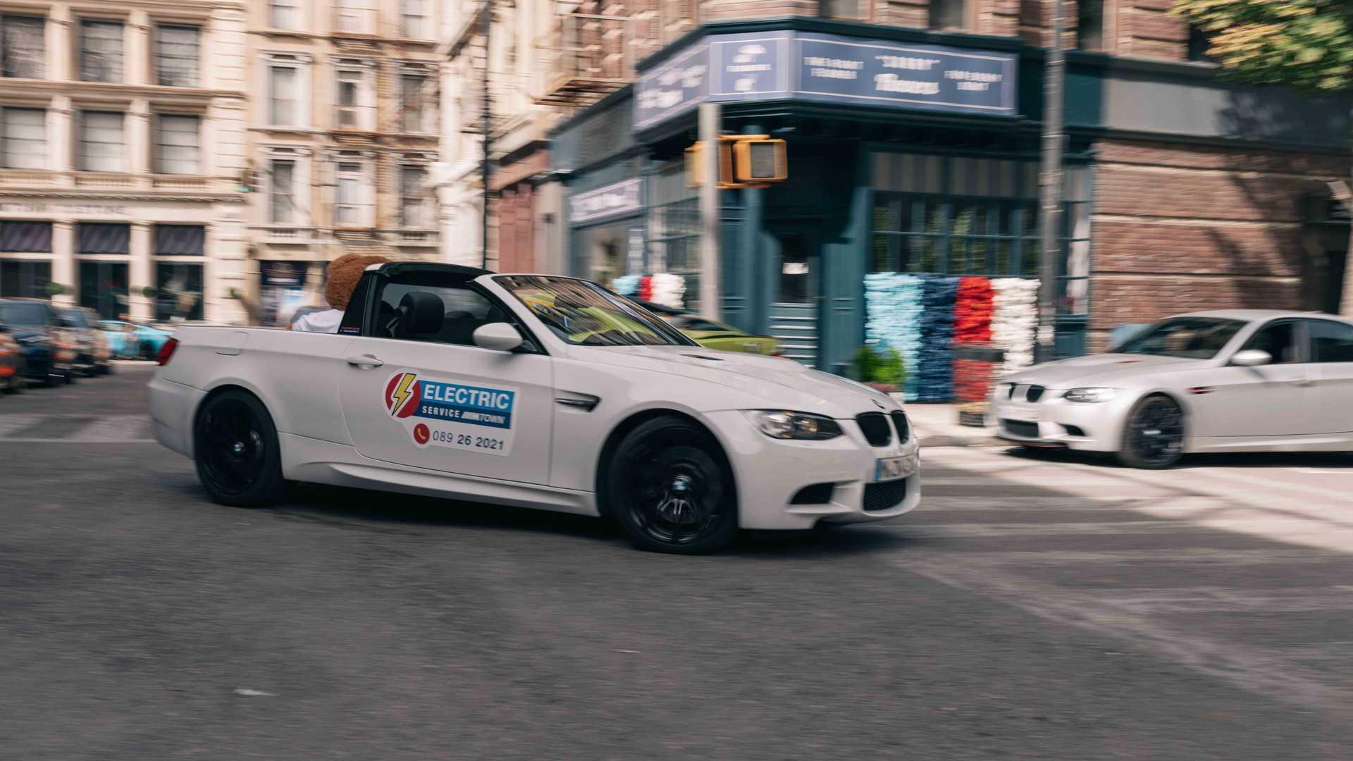 BMW рассекретила даты премьеры первой электрической «эмки»
