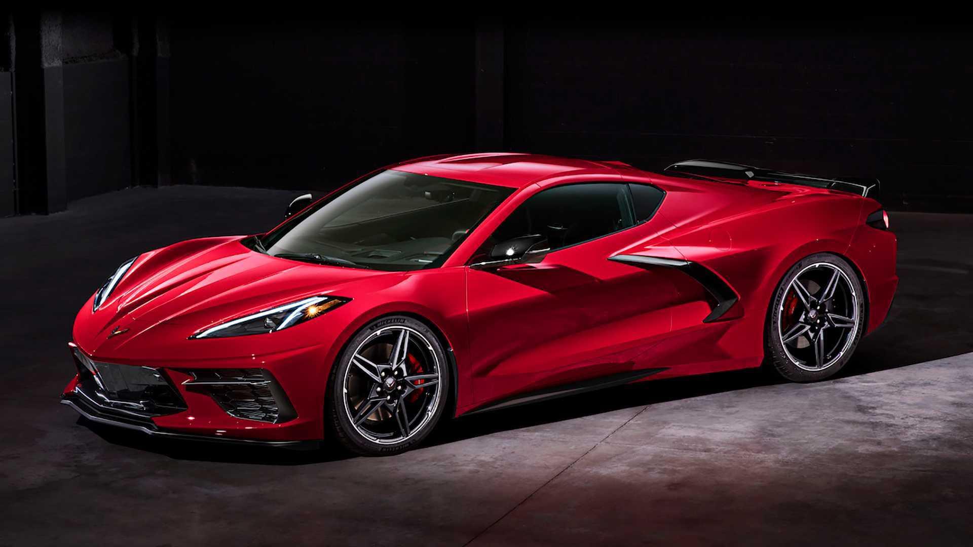 Покупатели нового Corvette оказались гораздо богаче владельцев прежнего
