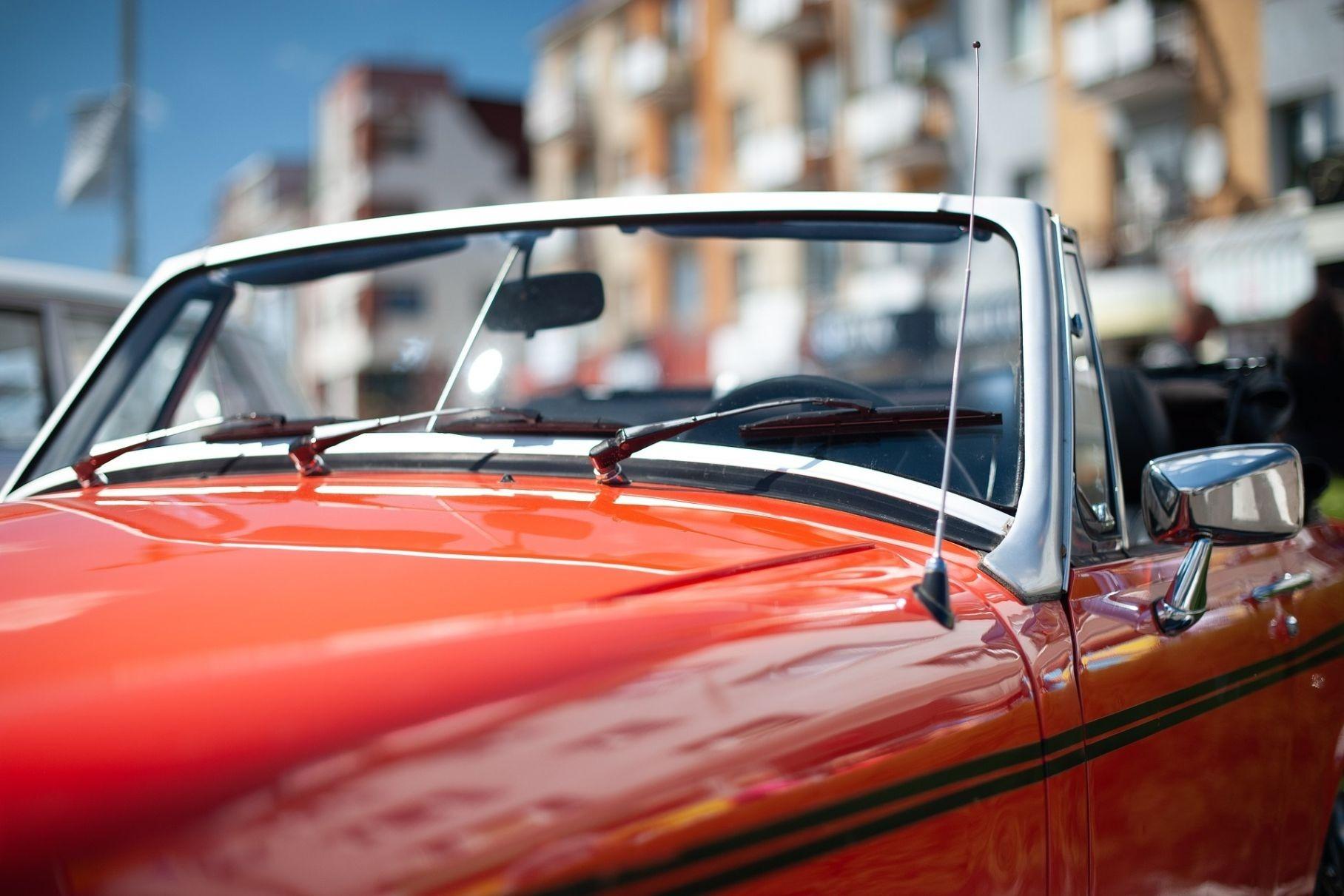 В России не будут вводить отдельные правила для классических автомобилей