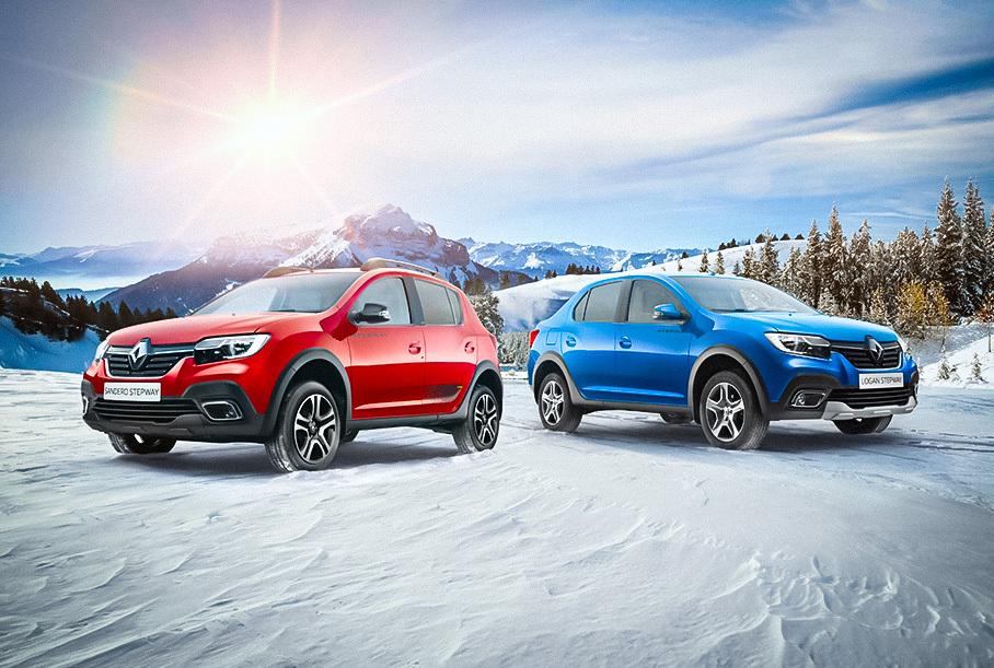 В России подорожали все автомобили Renault