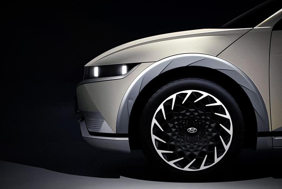 Hyundai раскрыл новые подробности об электрокаре Ioniq 5