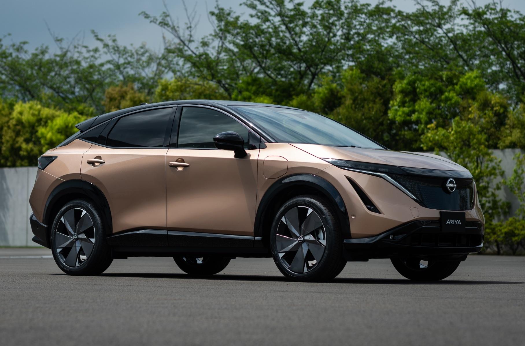 Nissan электрифицирует все модели к 2030 году