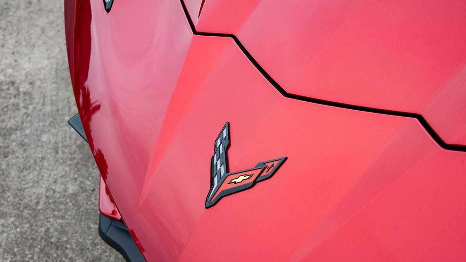 Стала известна дата дебюта «заряженного» Chevrolet Corvette