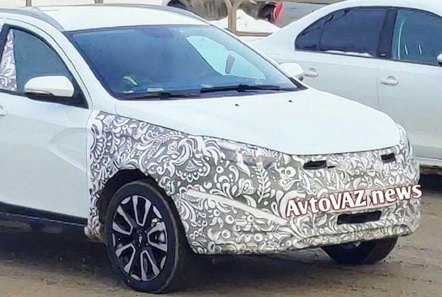 Выпуск обновленной Lada Vesta: появились новые подробности