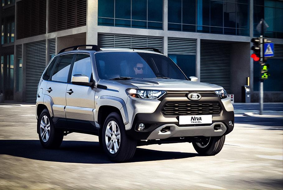 АвтоВАЗ назвал безопасность и комфорт главными достоинствами обновлённой Lada Niva Travel