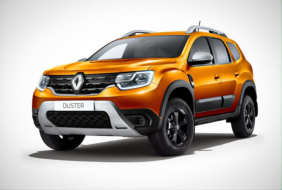 Новый Renault Duster для России проверили на безопасность