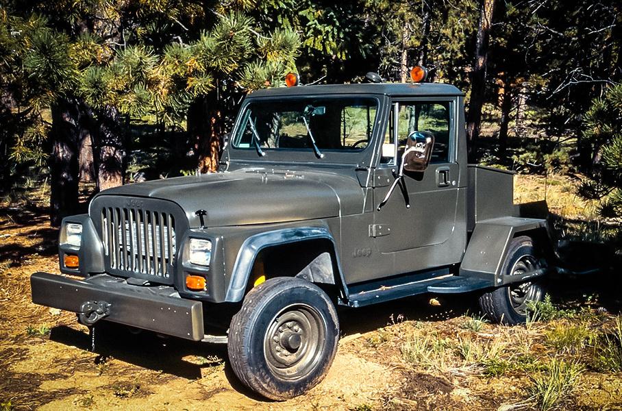 Неизвестные Jeep, которые вас удивят