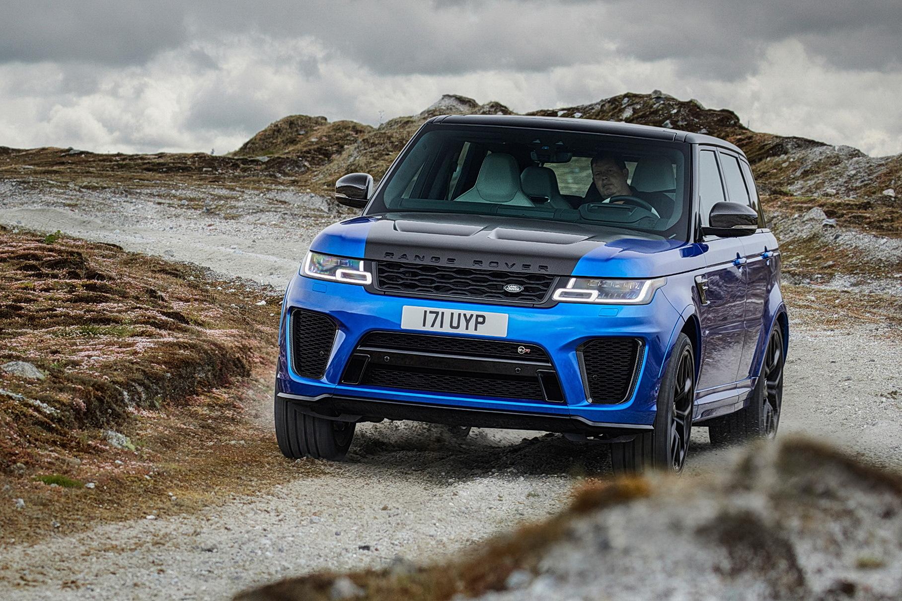 Land Rover отпраздновал продажу миллионного Range Rover Sport