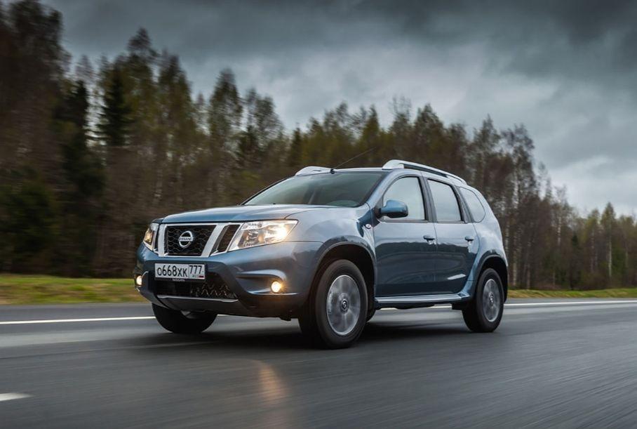 Появились подробности о будущем Nissan Terrano