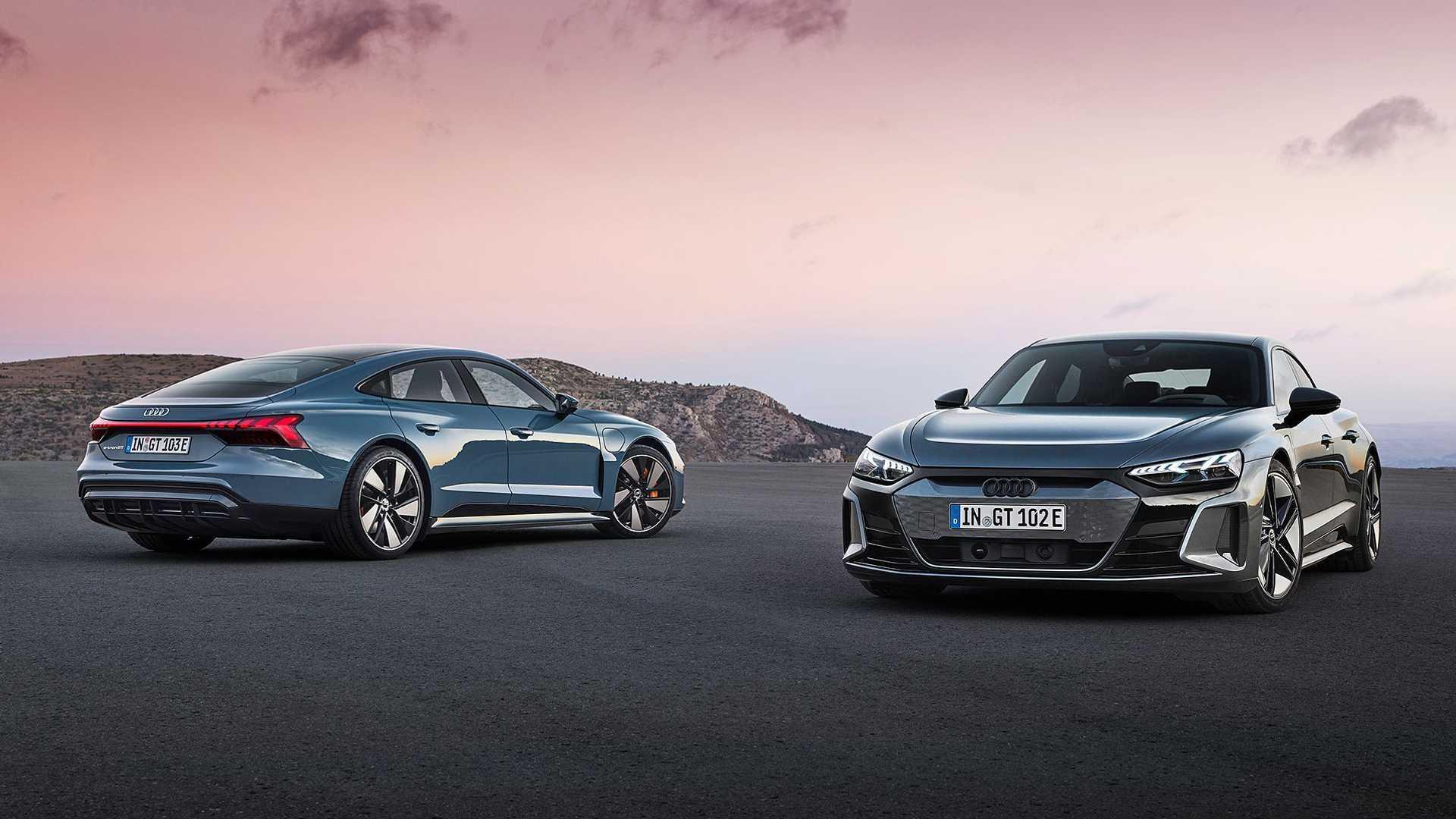 Audi планирует уменьшать запас хода будущих электромобилей
