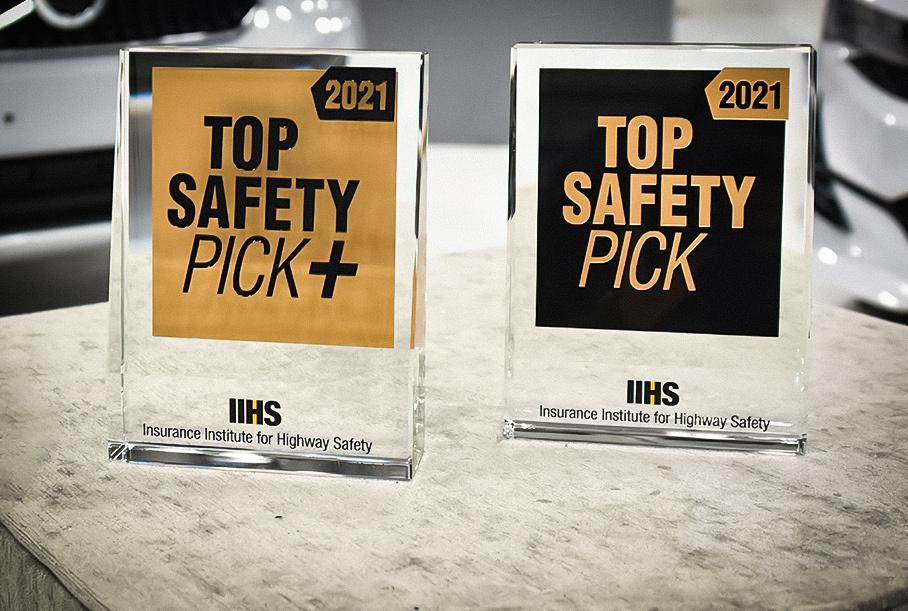 Только одна марка провалила краш-тесты и не получила награду за безопасность. Она присутствует в России