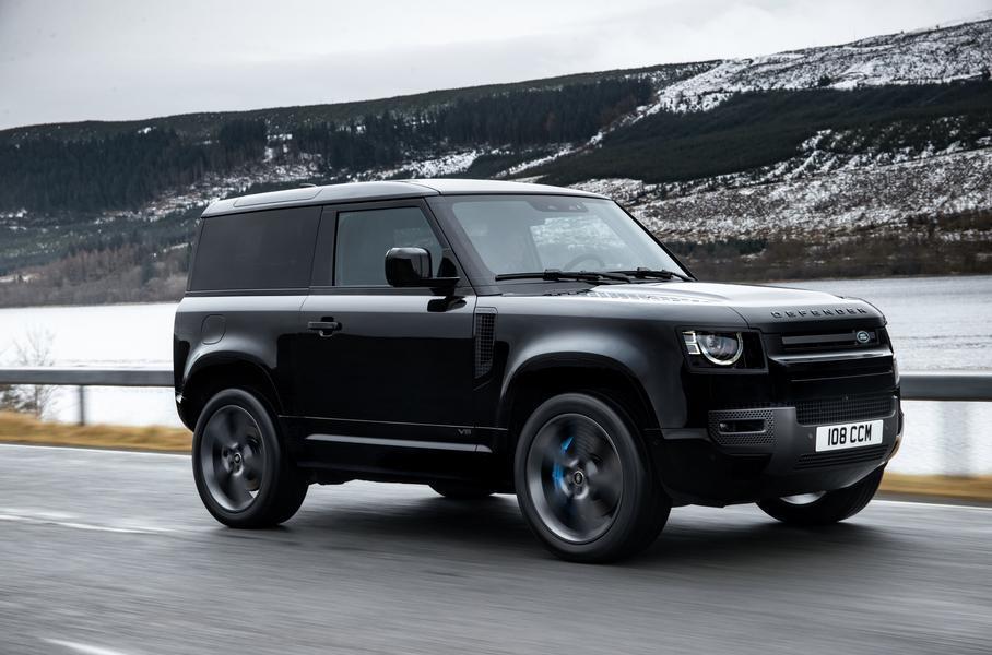 Новый Mercedes-Benz C-Class, электрический Hyundai Ioniq 5 и Land Rover Defender с мотором V8: главное за неделю