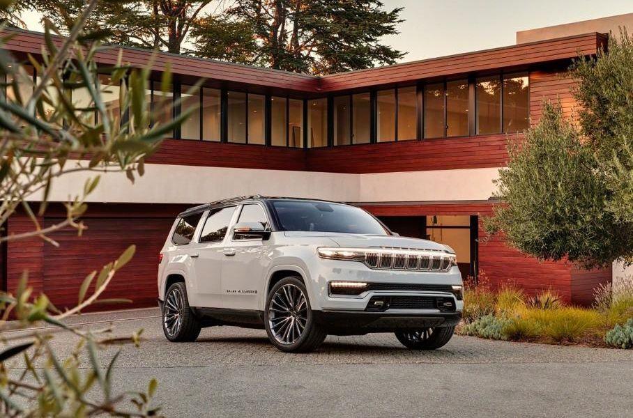Jeep раскрыл дату премьеры возрожденного Grand Wagoneer