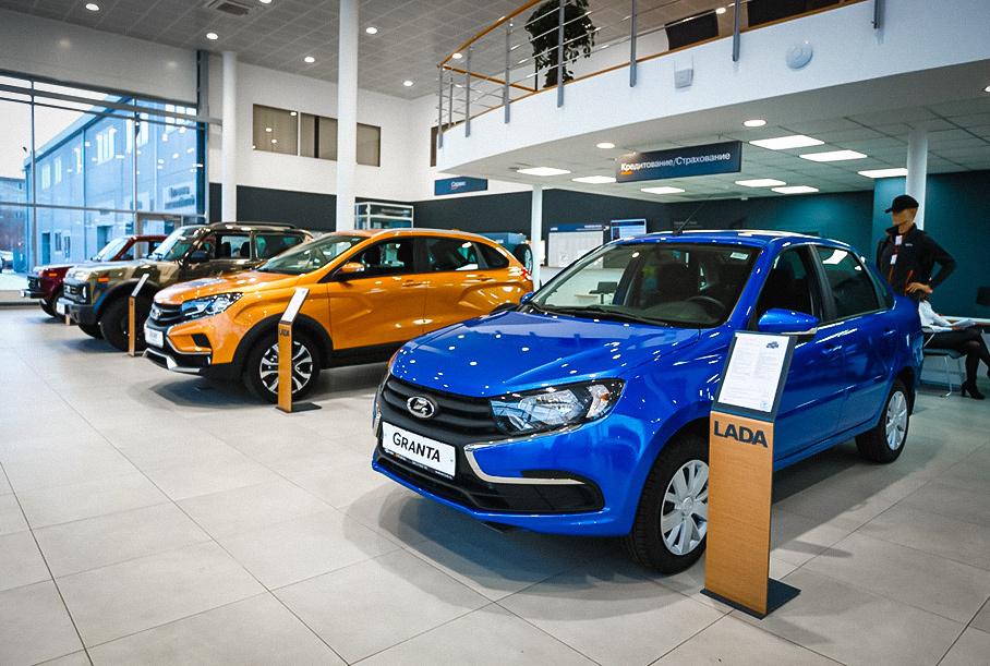 Минпромторг назвал количество машин, проданных по льготным программам