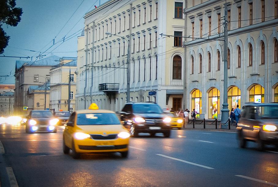 Стало известно, в каких городах России самые вежливые водители