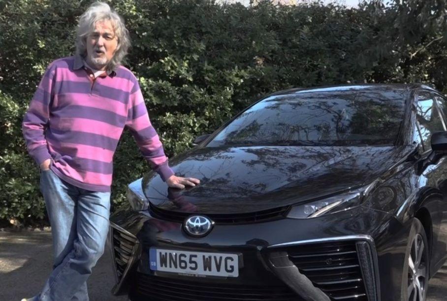 Бывший ведущий Top Gear объяснил, почему продает любимый автомобиль
