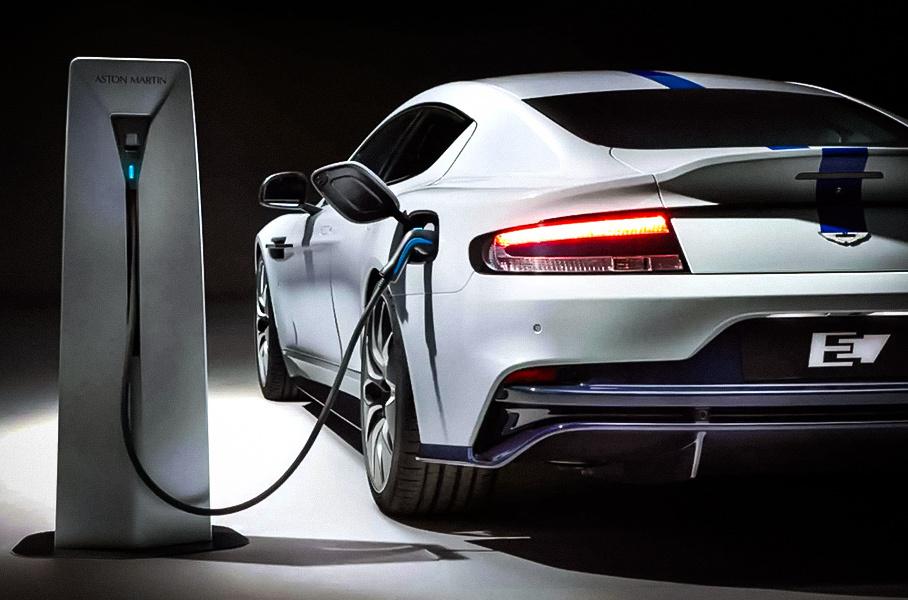 Aston Martin готовит электрические спорткар и кроссовер