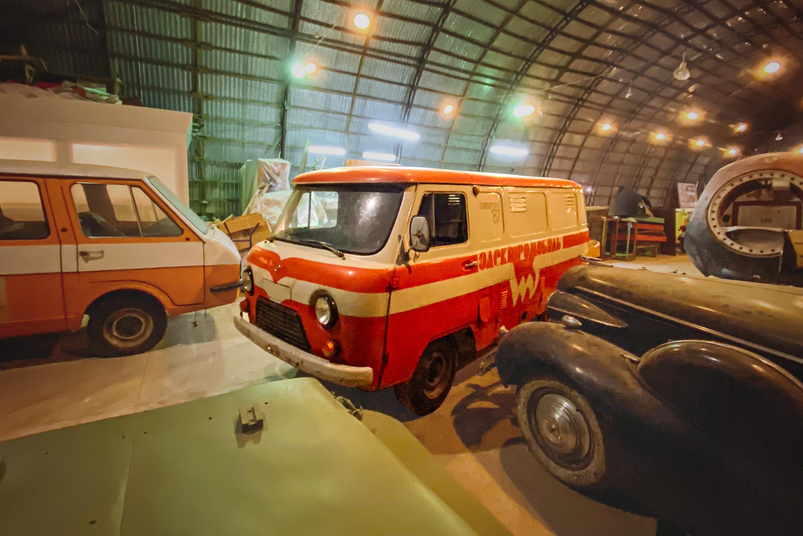 40 лет без света: уникальные советские электромобили